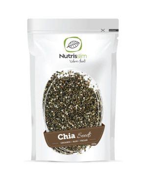 chia sjemenke bio 250g - superhrana, organsko, vegan, Soulfood Internet trgovina