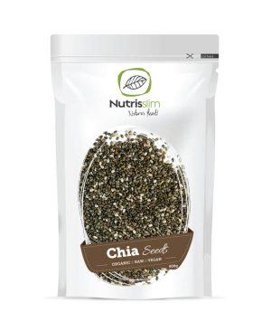 chia sjemenke bio 400g - superhrana, organsko, vegan, Soulfood Internet trgovina