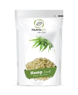 konopljine sjemenke 200g bio - superhrana, organsko, vegan, Soulfood Internet trgovina