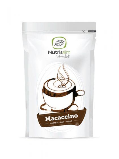 Macaccino bio prah - superhrana, organsko, vegan, Soulfood Internet trgovina