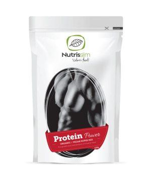 protein superfood miks, protein, konoplja, konoljin protein, protein graška, chia sjemenke, kokos šećer