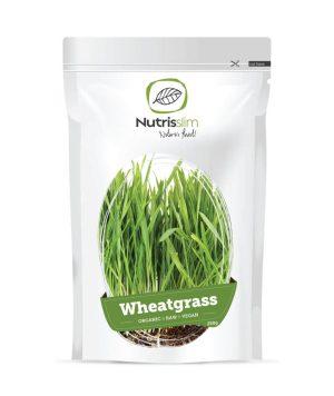 psenicna trava bio u prahu - superhrana, organsko, vegan, Soulfood Internet trgovina