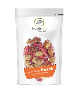super berry snack - bio prah - superhrana, organsko, vegan, Soulfood Internet trgovina