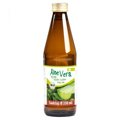 Aloe Vera sok - bio, vegan, Medicura, Soulfood internet trgovina