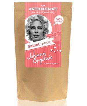 Antioxidant Cacao Glow Piling i Maska za lice - bio, vegan, Johnny Organic, Soulfood internet trgovina