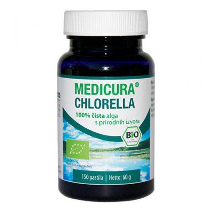 Chlorella - pastile, bio, vegan, Medicura, Soulfood internet trgovina
