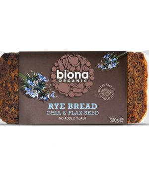 kruh bez kvasca od riže i chia, soul food internet trgovina