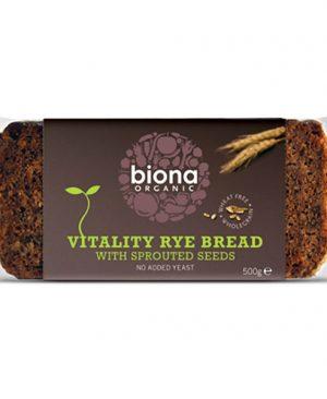 kruh bez kvasca Vitality, soul food internet trgovina