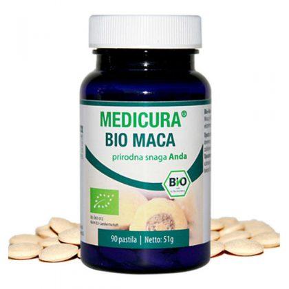 Maca pastile 90 kom, BIO, Medicura, Soulfood internet trgovina