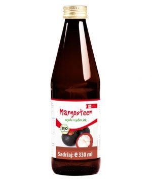 Mangosteen sok - bio, vegan, Medicura, Soulfood internet trgovina