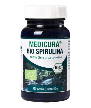 Spirulina - pastile, bio, vegan, Medicura, Soulfood internet trgovina