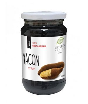 Yacon sirup: bio, vegan, raw, soulfood internet trgovina