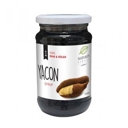 Yacon sirup: bio, vegan, raw, soulfood internet trgovina