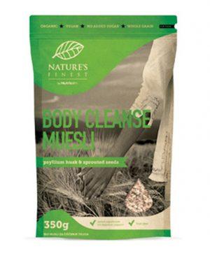 Musli Body Cleanse - bio, vegan, 350g, Nutrisslim, Soulfood internet trgovina