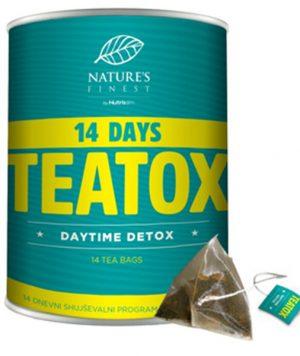 teatox dnevni detox čaj, soul food internet trgovina