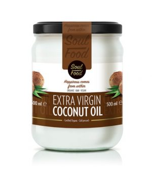 kokosovo ulje ekstra djevičansko 500ml, soulfood internet trgovina