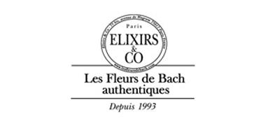 Les fleurs de Bach logo