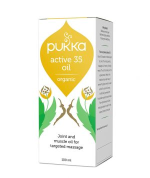 pukka active 35 ulje, soul food internet trgovina