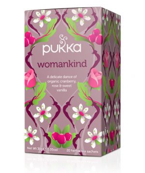 Pukka čaj Womankind, soul food internet trgovina