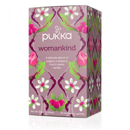 Pukka čaj Womankind, soul food internet trgovina