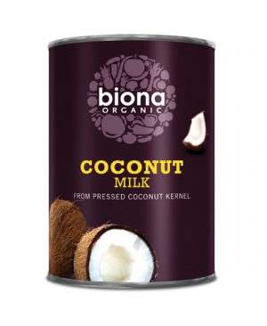 kokosovo mlijeko biona 17%, coconut milk