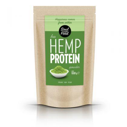 Protein konoplje 1000g: bio, organski, veganski, sirovo, soul food internet trgovina