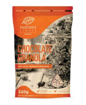 Musli Čokoladna granola soul food internet trgovina