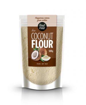 Koos brašno 500g: bio, organski, veganski, soul food internet trgovina