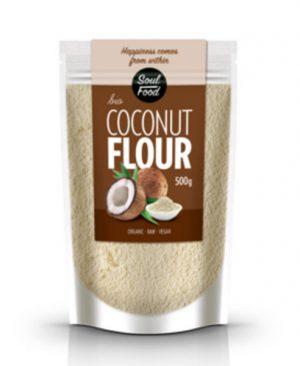 kokosovo brašno bio 500g, soulfood internet trgovina