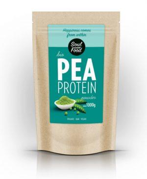 Protein graška 1000g: bio, organski, veganski, sirovo, soul food internet trgovina