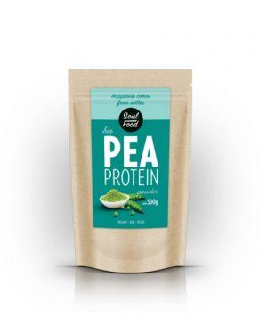 Protein graška 500g: bio, organski, veganski, sirovo, soul food internet trgovina