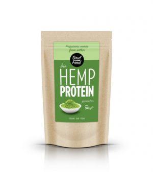 Protein konoplje 500g: bio, organski, veganski, sirovo, soul food internet trgovina