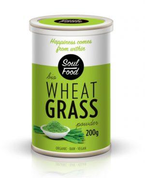 pšenična trava bio soul food 200g, soul food internet trgovina