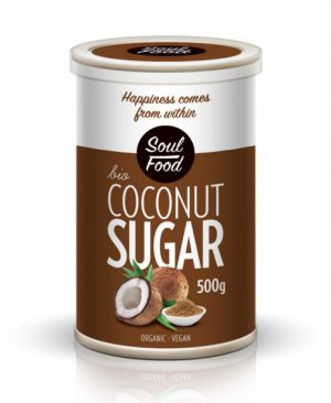 šećer kokosove palme 500g, soul food internet trgovina