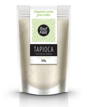 Tapioka 500g: bio, organski, veganski, soul food internet trgovina