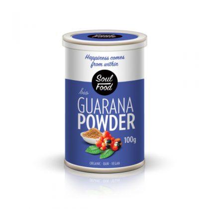 Guarana u prahu 100g: bio, organski, veganski, sirovo, soul food internet trgovina