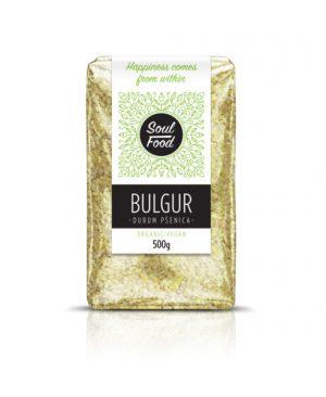 Bulgur 500g: bio, veganski, soul food internet trgovina