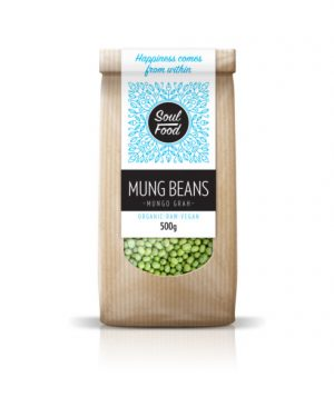 Grah mungo 500g: bio, oraganski, veganski, sirovo, soul food internet trgovina