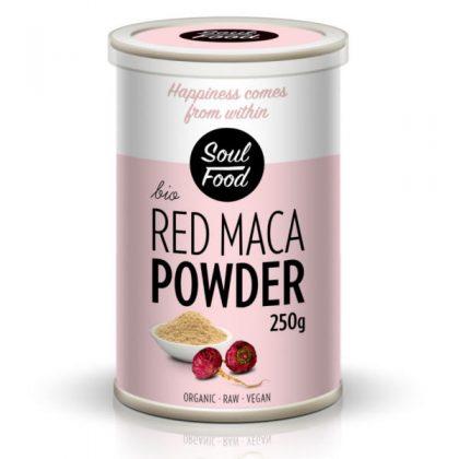 Maca crvena 500g: sirovo, bio, vegan, soul food internet trgovina
