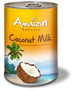 Kokosovo mlijeko Amaizin 400ml Bio: kokos, mlijeko, bio, soulfood internet trgovina