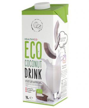 Kokos napitak 1000ml: eko, organski, bez laktoze, prirodno, soulfood internet trgovina