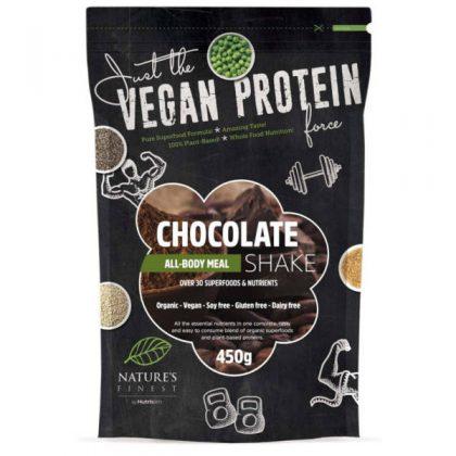 protein shake, soulfood, čokolada, Proteinski Shake All-Body s okusom Čokolade:protein,sport,vegan,superhrana,čokolada