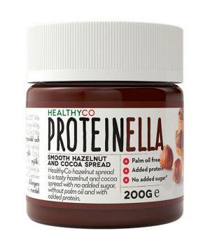 Proteinella 200g namaz: kakao, lješnjak, proteini, soulfood internet trgovina