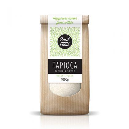 Tapioka brašno 1000g: bio, organski, veganski, soul food internet trgovina