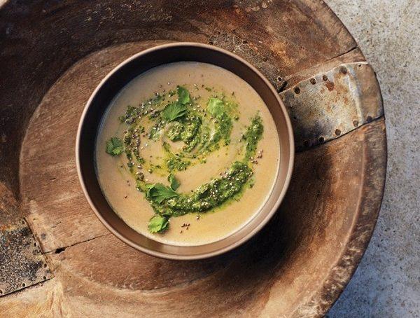 juha od batata i maca praha, recept, soulfood internet trgovina