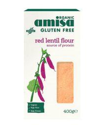 brašno crvene leće GF, soul food internet trgovina