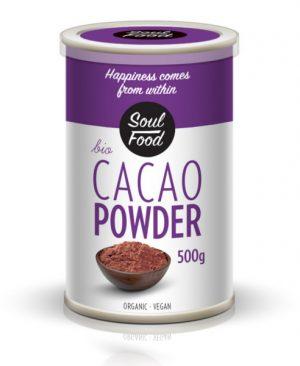 Kakao u prahu bio 500g, soul food internet trgovina