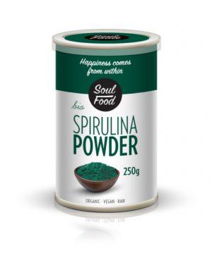 spirulina 250g, bio, soul food internet trgovina