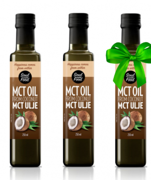 detoks paket mct kokosovo ulje 2+1 gratis, soul food internet trgovina