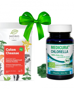 detoks paket colon cleanse, soul food internet trgovina